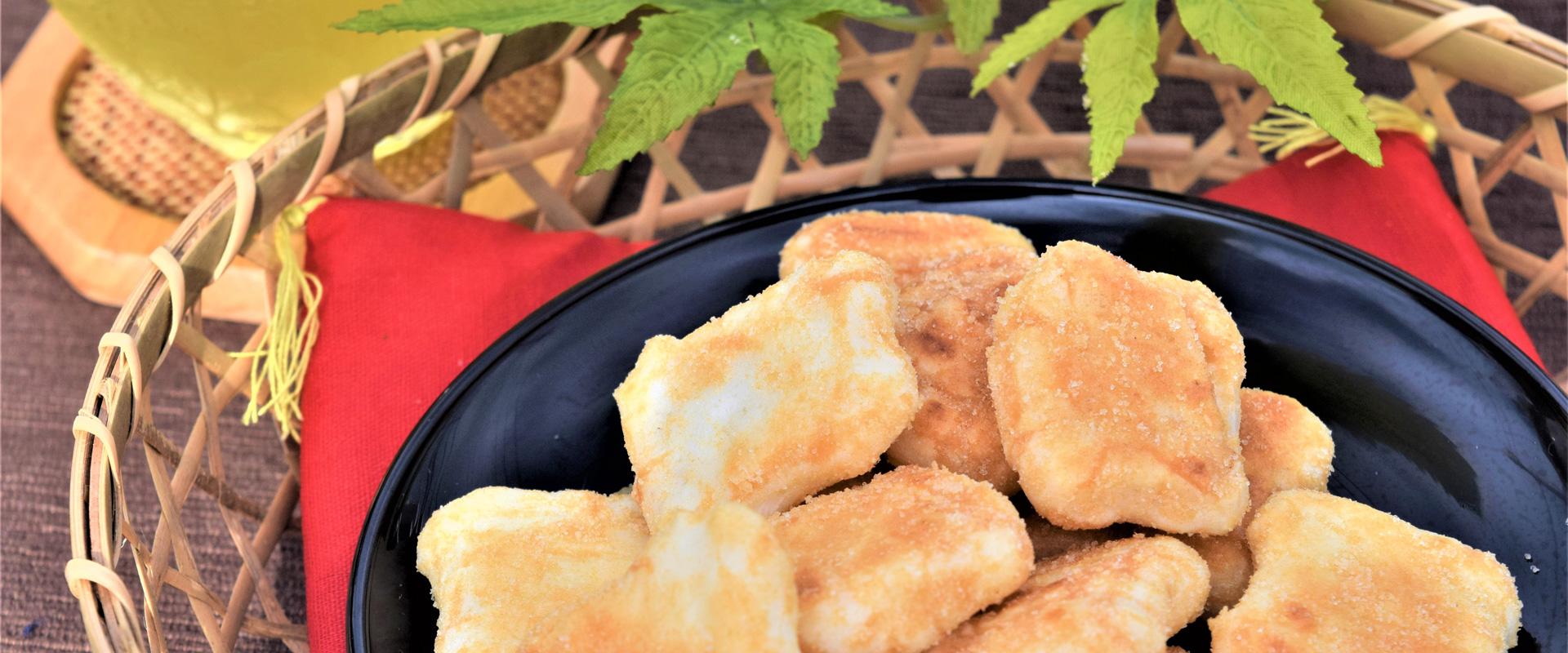 米菓桃の家 せんべい 甘醤油